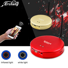Erchang HD 1000TVL 15/30m Infrared Wifi Underwater Camera for Fishing Professional Fish Finder In English Ice Lake Fishing(China)