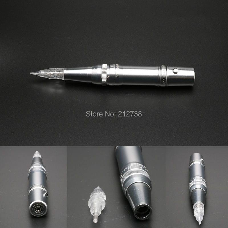 Good quality profession permanent makeup machine eyebrow for How to make tattoo gun with pen
