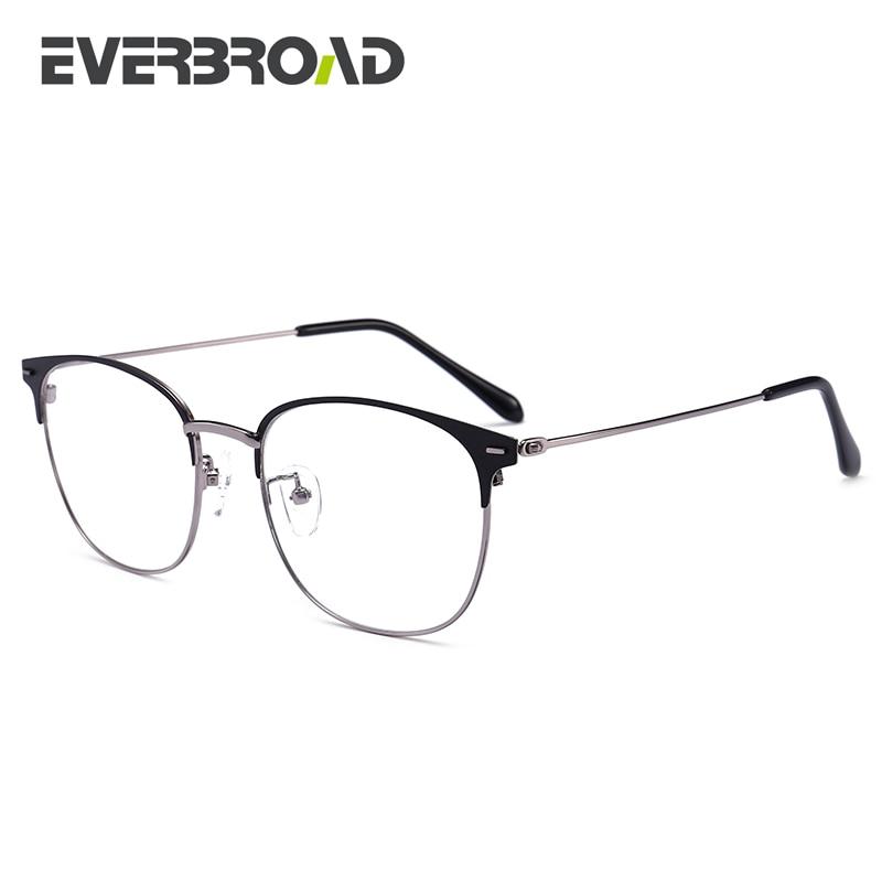 e85f2ade3f Eyewear fashion Frames eye glasses frames for Women Men Male Eyeglasses  Mirror Ladies Eyeglass Sports Plain specta MS 80202 C-in Eyewear Frames  from Apparel ...