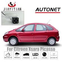JIAYITIAN камера заднего вида для Citroen Xsara Picasso MPV 4D/Coupe/CCD/ночного видения/камера заднего вида/резервная камера/помощь при парковке