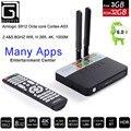 GOTiT CSA93 Android 6.0 4 K TV Box 3 GB 32 GB Amlogic S912 Octa Core Streaming Reproductor Multimedia Inteligente OTT Inteligente Set top Box