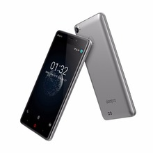 DOOPRO P1 Pro Téléphone Portable 2 GB + 16 GB HD Vidéo 4200 mAh Double Caméras MSM8909 Quad Core 5 pouce Android 6.0 Soutien D'empreintes Digitales