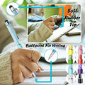 7Pcs/Lot Universal 2in1 Long Crystal Diamond Ballpoint Stylus Pen Capacitive Touch Screen For Kindle Tablet iPad Samsung iPhone