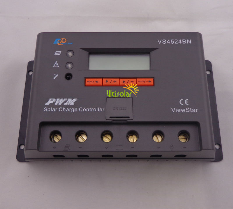 VS4524BN 45A PWM Controller Network Access Computer Control can connect with MT50 for communication  vs4548bn 45a 24 48v auto pwm controller network access computer control can connect with mt50 for communication