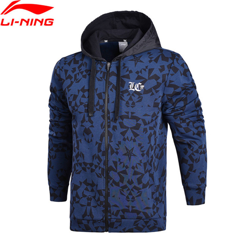 Li-Ning 2018 Men Coat Sports Life Knit Hoodie Sweater Regular Fit The Trend FZ Knit Hoodie Li Ning Comfortable Jacket AWDN047 а в амфитеатров сибирские этюды