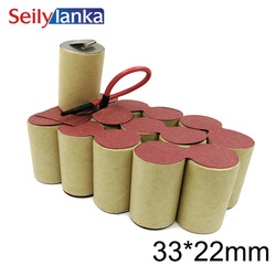 4/5SC 3000mAh for Bosch 18V Ni MH Battery pack 2607335278 2607335277 for self-installation