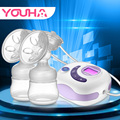 YOUHA Intelligent core frequency conversion double electric breast pump
