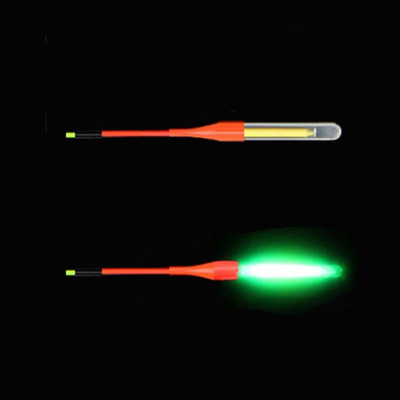 20/50 kom. 4,5 * 37 mm ribolovni plutajući fluorescentni svjetiljka - Ribarstvo - Foto 5