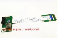 2016 PCI Express 1X and USB to Mini PCI express,High Quality Mini Pci-e Adapter