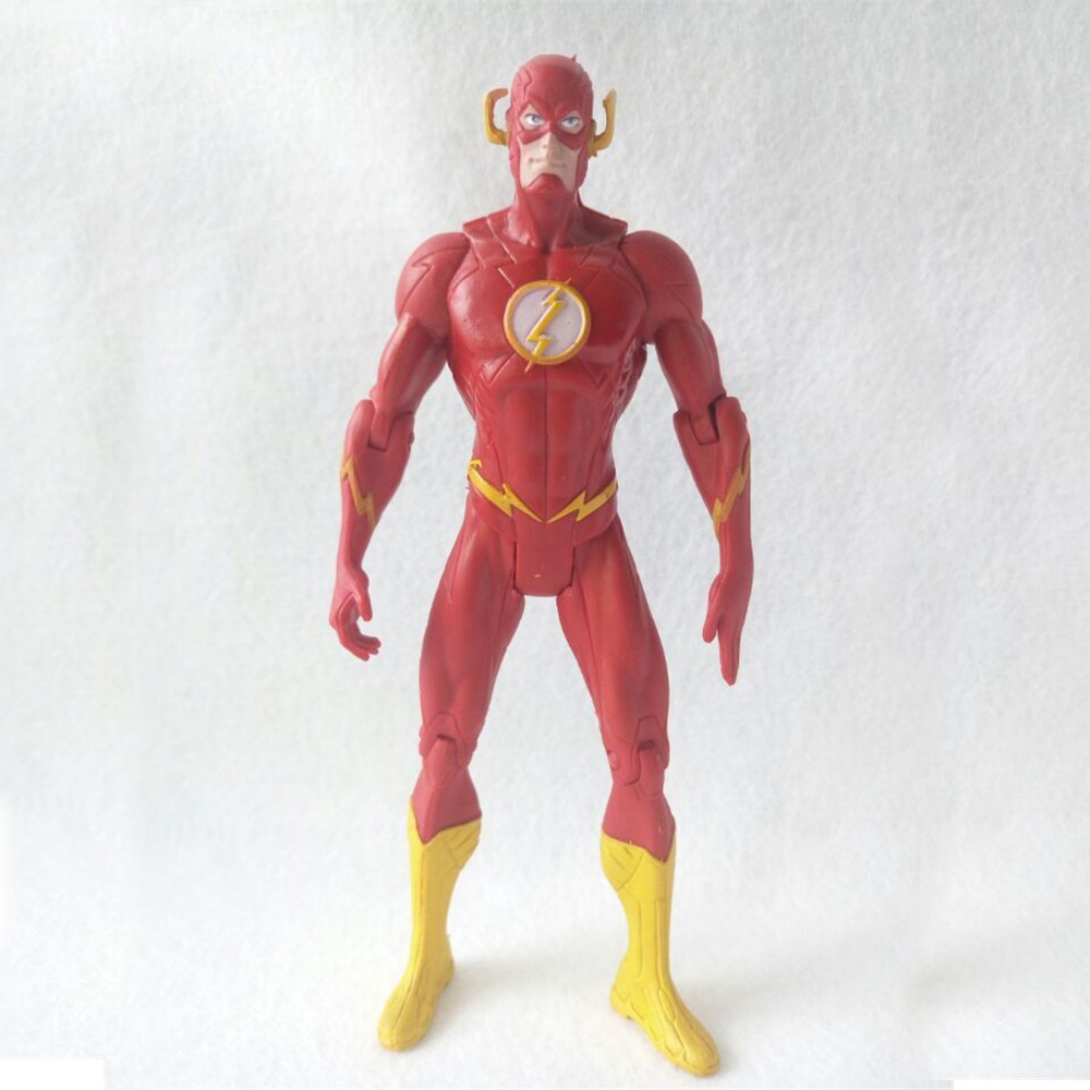 The Flash Man Aciton figure Toys Flash Man Action Figures Collectible PVC Model Toy Gift For Children 26cm crazy toys 16th super hero wolverine pvc action figure collectible model toy christmas gift halloween gift