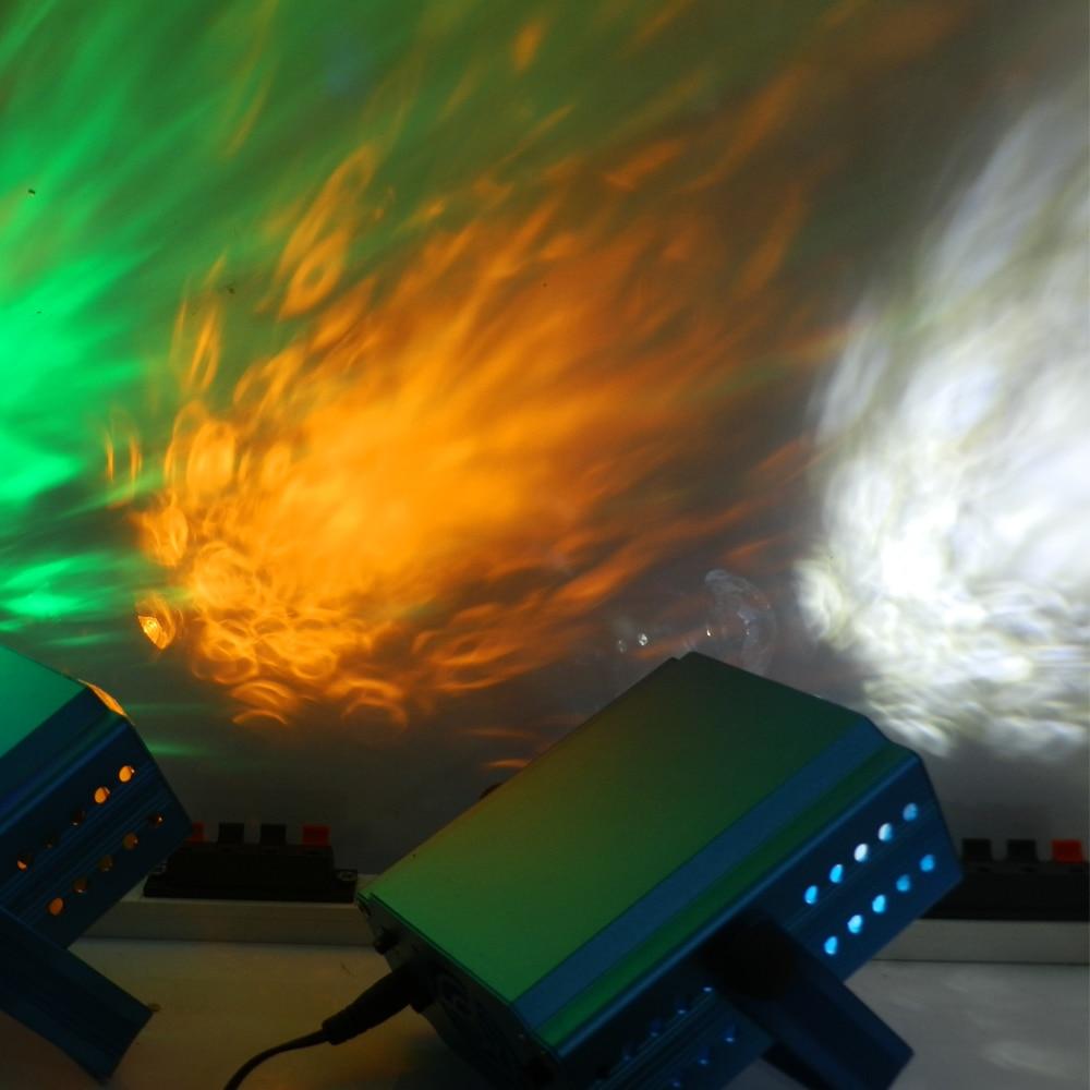 Peinture Salle De Bain Vert Olive ~  gros mini 3 w led stage de lumi re bleu vague effet rapple