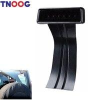Black LED Brake Light With Smoke Lens For JK Jeep Wrangler Unlimited Rubicon JK Sahara 2007