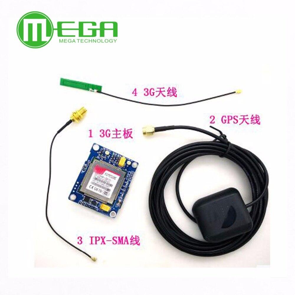 Module SIM5320E 3G Modules GSM GPRS GPS pour 51 STM32 AVR MCU
