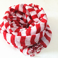 2015 new  women stripe style Arab  scarf South Korea winter warm scarf scarf shawl