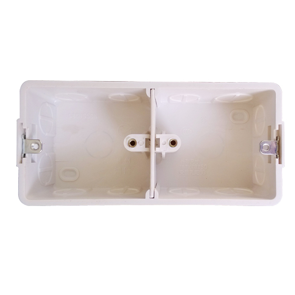 Modular wall plate wall mount junction box in wall mounting box modular wall plate wall mount junction box in wall mounting box outlet wall switch sciox Choice Image