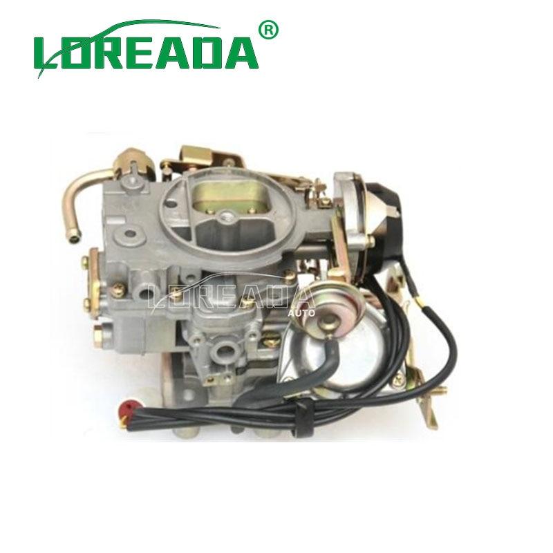 LOREADA  CARBURETOR ASSY  for ISUZU 4ZD1 NK5662  8-94337-632-0  8943376320 Engine  High quality Warranty 30000 Miles brand new carburetor assy 21100 11190 11212 for toyota 2e auto parts engine high quality warranty 30000 miles