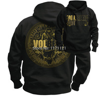 VOLBEAT Moment Forever Ace Of Spades Metal Rock New HOODIE