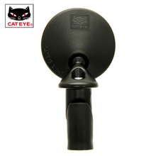 CATEYE Bike Mirrors Cycling MTB Road Bicycle Handlebar Rearview Mirror Flexible Adjustable Safe Mirror Bicycle Accessories Glass