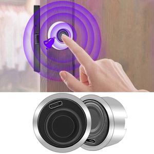 Image 2 - Full Automatic Semiconductor Keyless Fingerprint Lock Cabinet Drawer Security Combination Lock