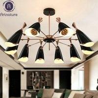 Delightfull Duke Nordic Modern Minimalist Bedroom Creative Designer Living Room Chandelier Restaurant Villa