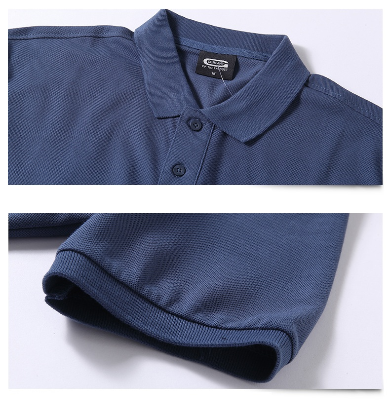 Summer Men Polo Shirt Brand Clothing Pure Cotton Men Business Casual Male Polo Shirt Short Sleeve Breathable Soft Polo Shirt 5XL