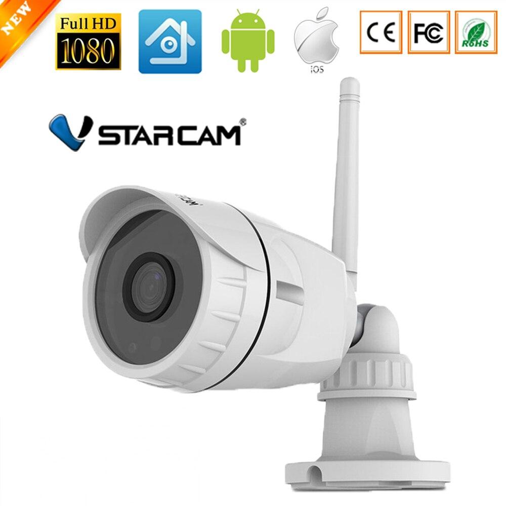 Vstarcam C17S Full HD Wireless IP Camera 1080P WiFi Bullet Surveillance Camera Outdoor P67 Waterproof Security
