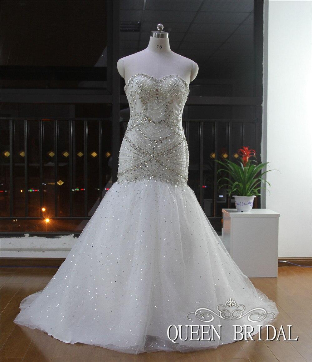 Bling Bling Mermaid Wedding Dresses Dress Images - Bling Mermaid Wedding Dress
