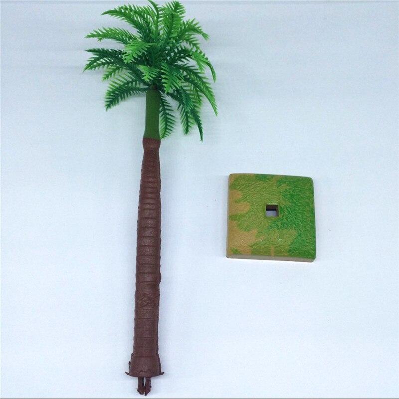 2017 판매 코코넛 나무를위한 특별 행사 지구의 날 장식 인공 꽃 플라스틱 나무 럭키 홈 크리스마스 장식 장식