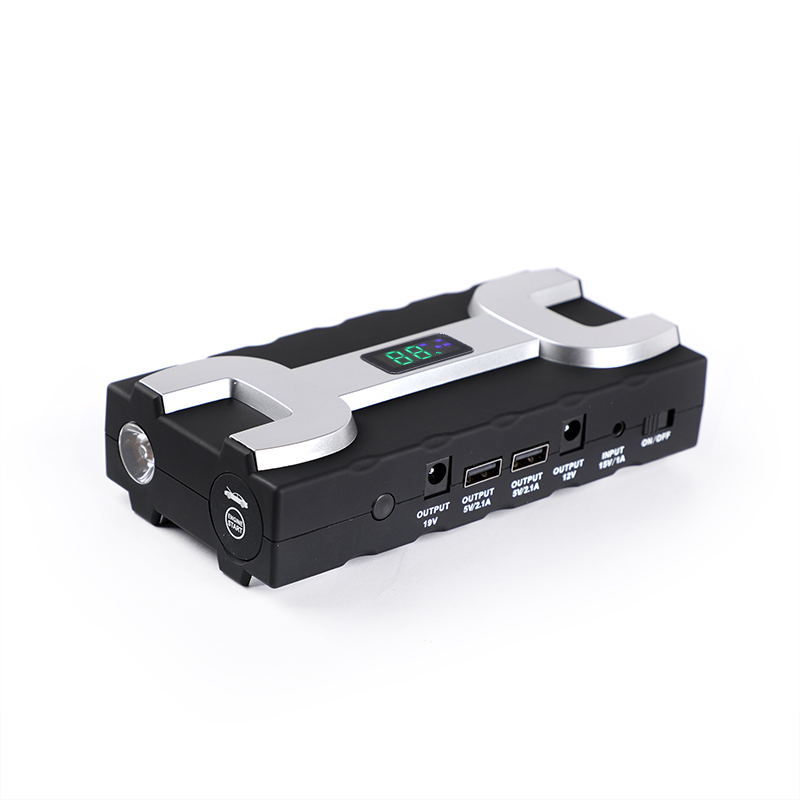 20000mAh Dual USB Portable <font><b>Car</b></font> Jump Starter 600A Peak <font><b>Battery</b></font> Booster <font><b>Charger</b></font>-Compact Power Bank For Mobile Devices <font><b>Car</b></font> Batter image