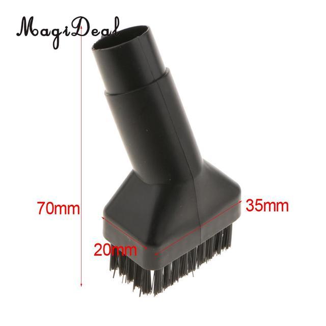 4 шт. MagiDeal Micro 32 мм/1,25 вакуумные насадки-насадка для питания и щетка для пыли и Соединительная трубка