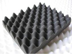 Black Egg foam 2pieces big size 200*100*3cm white acoustic foam Soundproof foam/acoustic acoustic panel studio foam High Quality