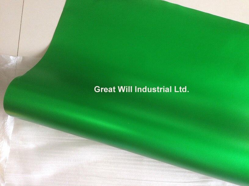 Ice Satin Хромовая виниловая пленка для обертывания воздуха, Матовый Металлик, хромированное покрытие для автомобиля, наклейка для автомобиля, фольга 1,52*20 м/рулон/5ftx67ft