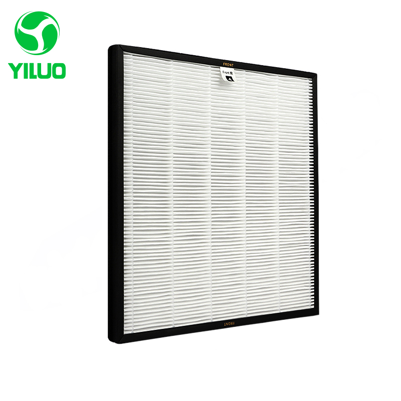 320*290*24mm AC4124 HEPA Filter Screen to filter PM2.5 with High Efficiency for AC4002 AC4004 AC4012 Air Purifier ac4121 ac4123 ac4124 filters kit for philips ac4002 ac4004 ac4012 air purifier parts