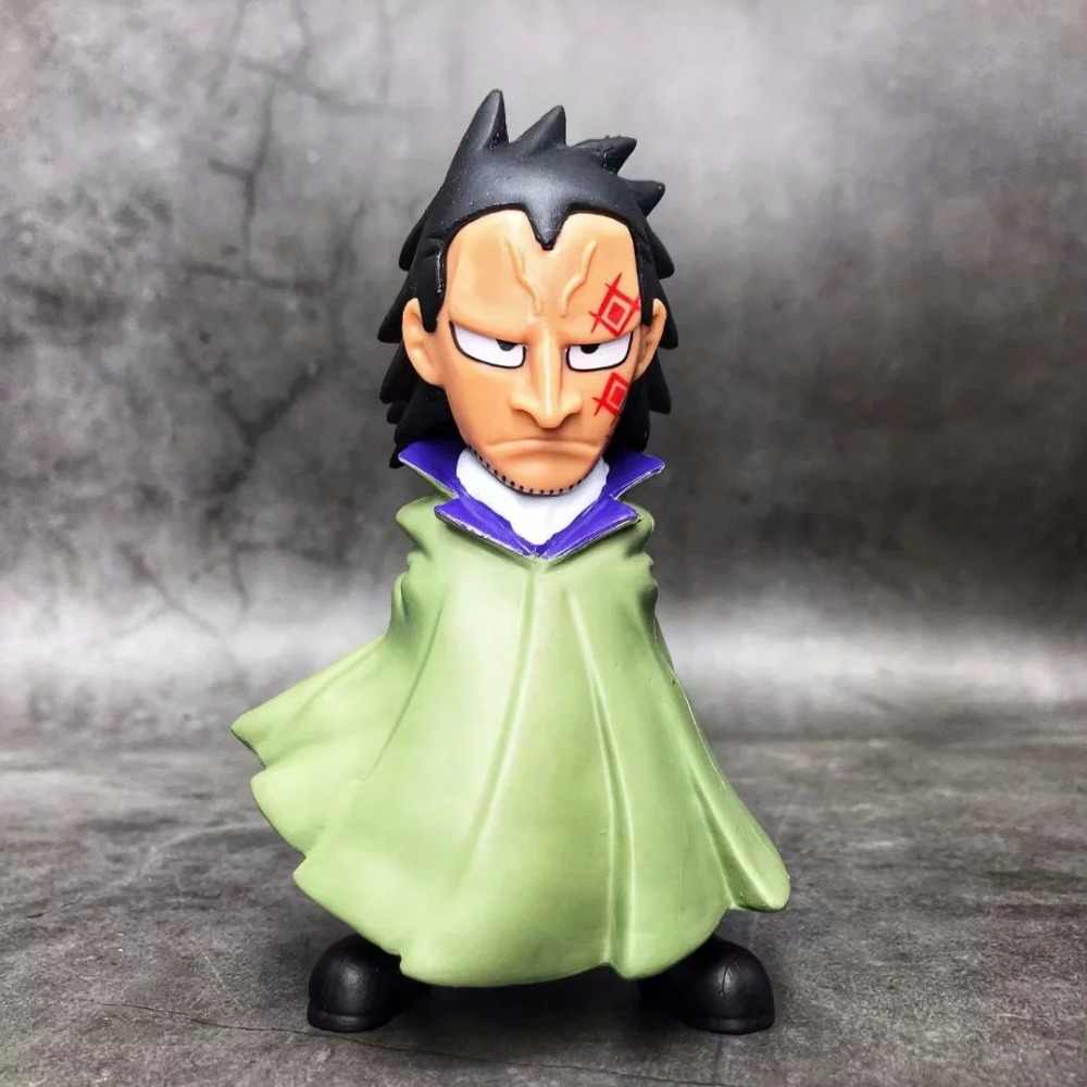 Anime One Piece 13 Cm Pop Monkey D Dragon Navigasi Tentara Revolusioner PVC Action Figure Collectible Model Brinquedos Mainan