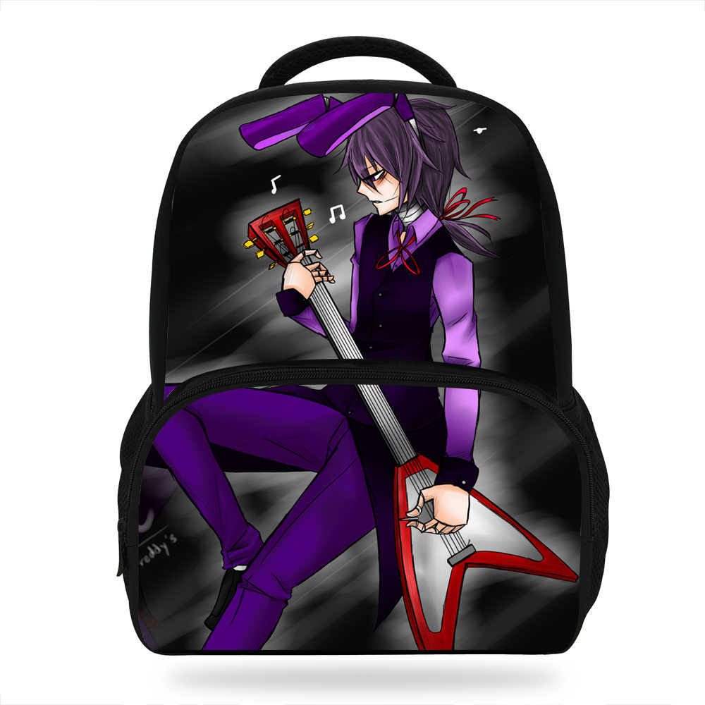 ... Five Night At Freddy Cute New Popular Schoolbags Backpacks Anime  Cartoon For Students For Children Suit ...
