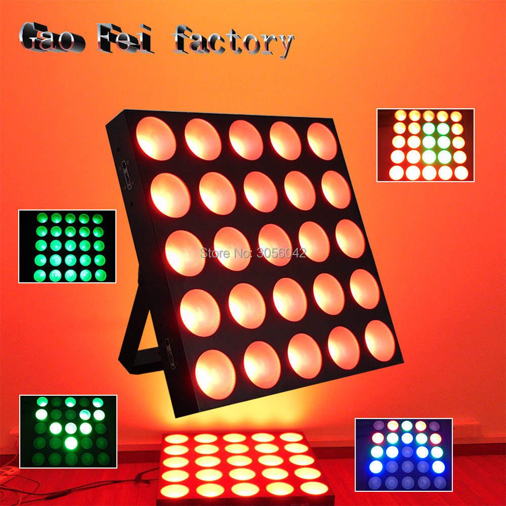 Disco Light led 16x30w RGB LED Matrix COB Led 25x10w for Bar ClubDisco Light led 16x30w RGB LED Matrix COB Led 25x10w for Bar Club