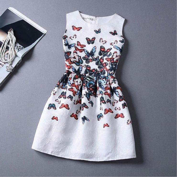 girls size 16 floral dresses