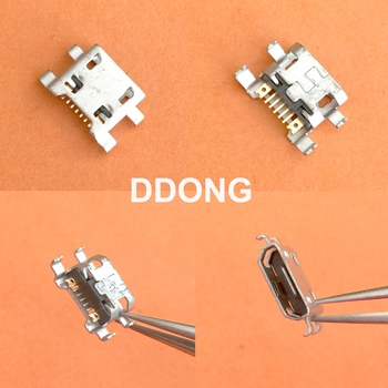 for LG K10 2016 K420 K420N MS428 K425 K428 PREMIER L62VL K4 Micro USB jack socket connector Charging Sync Port Charger image