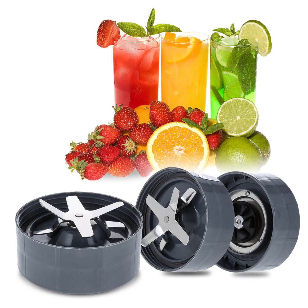 Juicer Replacement Part For 600W 900W Magic Nutri Bullet Cross Blade Replacement Included Seal Ring Fruit & Vegetable Tools fonksiyonlu rende