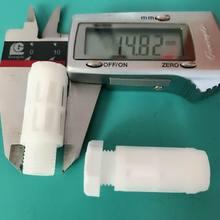 10PCS Large diameter PE waterproof sensor shell HTU21 SHT10 SHT20 SHT30 temperature