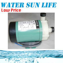 Mp-6rz пластиковые кислотостойкость магнитный привод водяной насос чистая вода производственная электромагнитная насос 220 В 50 Гц