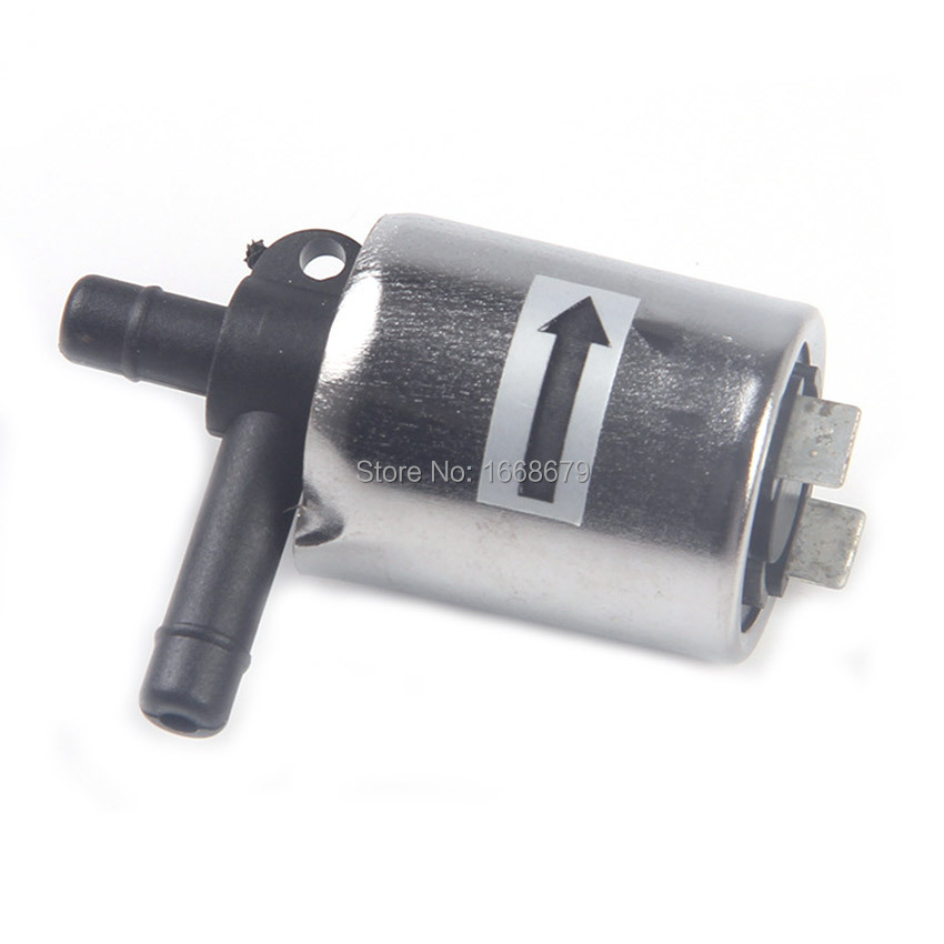 12V DC small plastic Solenoid Valve OD 6mm for Air Gas Water N/C normally closed цена