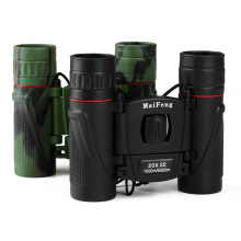 On sale 20X22 Binoculars Telescope Black camouflage MINI Hunting Tourism Spotting Scope Portable Pocket  Low Light Level  Night Vision