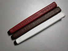 Buy New Hand Made PU Leather Golf Putter Grip Honma Club Grips 3 Colors Free Shipping directly from merchant!