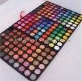 180 полноцветный тени для век Макияж палитра порошок Набор Теплый Матовый Shimmer Оптовые paleta де сомбра