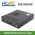 HCiPC B105-3 HCOJ1900, J1900 Mini CAIXA PC, J1900 Barebone Mini, J1900 mini computador, PC Industrial, J1900 motherboard Mini-itx