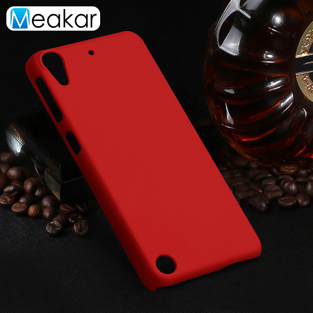 Matte Plastic Coque Cover 5.0For Htc Desire 530 Case For Htc Desire 530 630 Phone Back Coque Cover Case image