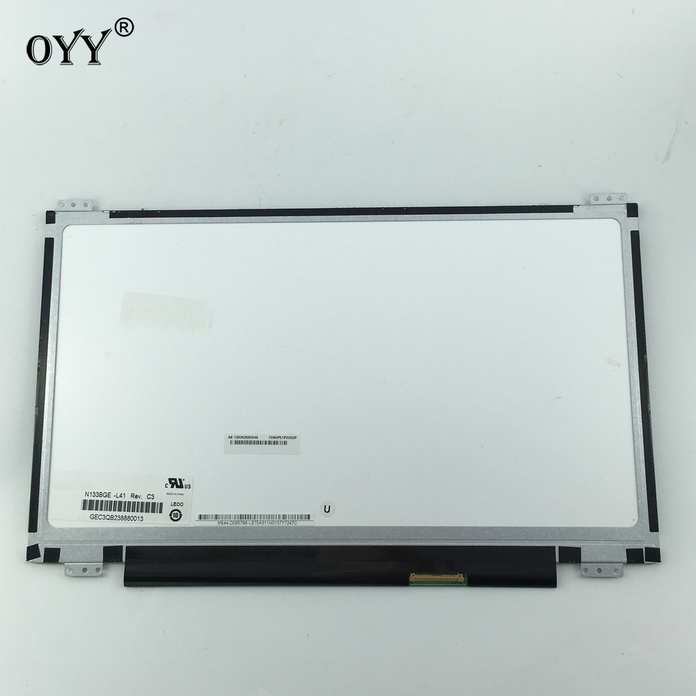 B133XW01 V0 CLAA133WA01A LP133WH2 LT133EE09100 LTN133AT28-L01 N133B6-L26 N133BGE-L41 LCD Screen Slim Matrix Panel Display