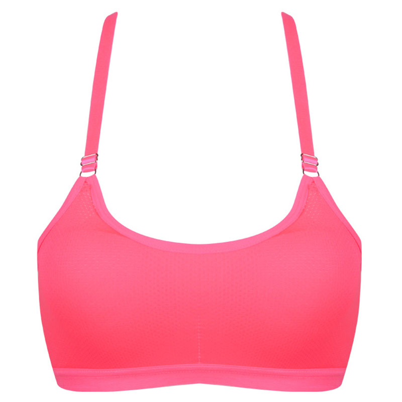 Sexy Lingerie Top Athletic Fitness Running Sports Bra Gym Fitness Women Padded Vest -5269