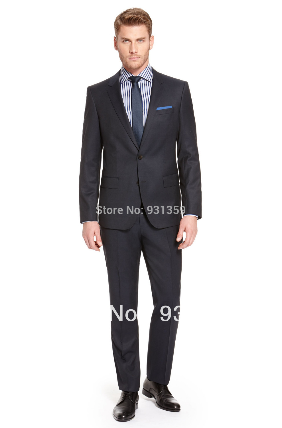 High Quality Customized Business Mens Suits Design Male